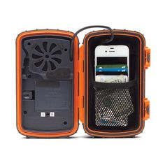 Waterproof Speaker Case - for floating the river!