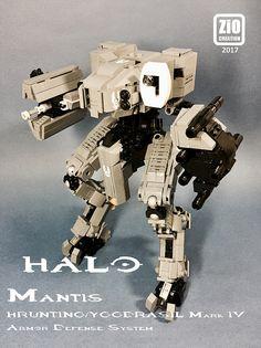 HALO Mantis   by ZiO Chao