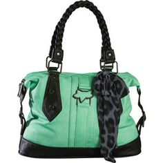 SO WANT THIS!!  Fox Racing Ladies Clarity Bowler Bag | Casual | Rocky Mountain ATV/MC.  OMG I WANT THIS