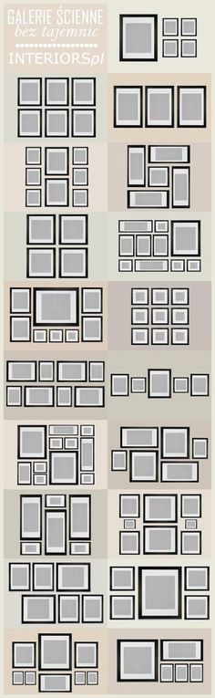 Gosto Disto!: Como organizar quadros nas paredes - How to arrange pictures on the walls