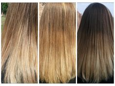 Natural Ombre effect
