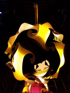 US Army Puzzle Lamp by GetLightMe on Etsy
