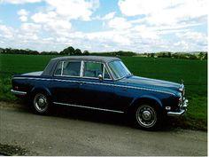 Rolls Royce - 4 door, Right hand drive convertible
