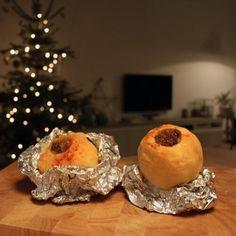 Een kerst diner kan prima van de BBQ komen. Deze gevulde appels zijn perfect als nagerecht. Bolletje ijs er bij en gaan! Succes gegarandeerd!