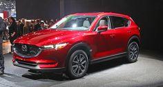 Mazda CX-5 2017 Release date Redesign