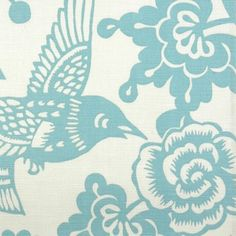 Duralee Fabric - Exclusive decorator Fabric. 95% Cotton 5% Linen, Repeat H-27/ V-27. Width-54.  20874 410  HOUSEFABRIC.COM