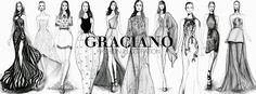 GRACIANO fashion illustration