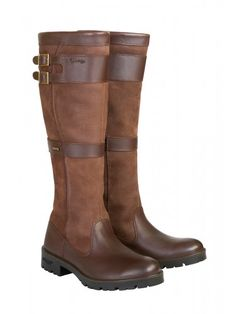 The new Dubarry collection, water and outdoor clothing , boat shoes, sailing boots , leather boots and accessories for men and women . Country Boots, Country Outfits, Country Fashion, Barn Boots, Shoe Boots, Dubarry Boots, Sailing Boots, Business Casual Outfits For Women, Fab Shoes