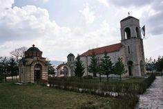 Serbian Monastery Veselinje, Glamoch, Bosnia and Herzegovina