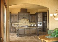 Best Tuscan Kitchen Designs and Ideas — All Home DesignsAll Home ...