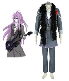 Vocaloid Dark Gakupo Cosplay Costume - www.eshopcos.com