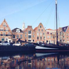 Het is zover: weekend #haarlemcityblog #haarlem #spaarne #weekend