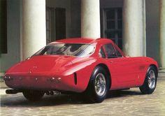 Ferrari 250 GT Pininfarina Sperimentale (2463/GT) juin 1961 - Automobiles Classiques N° 52 octobre / novembre 1992.