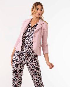 Divas, Blazer, Jackets, Fashion, Flowy Pants, Spring Summer, Down Jackets, Moda, Fashion Styles