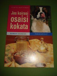 Koiran ruokaohjekirja 1€