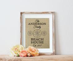 @KNOTNNEST #etsyseller #Art #Printmaking #burlapwedding #weddinggiftidea #personalizedwedding #burlapwalldecor #housewarminggift #Knotnnest #burlapwallart #BeachWallDecor #MonogramBeachPrint #BeachDecor #NauticalPrint #BeachHouseDecor #VacationHome