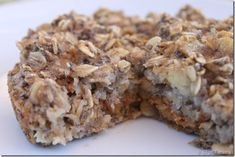 "Peanut Butter ""Pizoatie"" = yummy looking and healthy breakfast on the go"