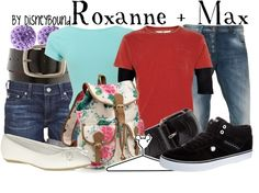 """Roxanne + Max"" by lalakay on Polyvore"