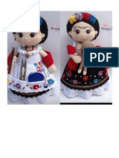 Revista Amigurumi PDF Gratis Receitas Em Portugues   Amigurumi   Crochê   Avaliação gratuita de 30 dias   Scribd Crochet Ornament Patterns, Crochet Headband Pattern, Doll Amigurumi Free Pattern, Amigurumi Doll, Crochet Teddy, Crochet Bunny, Knitted Dolls, Crochet Dolls, Crochet Crafts