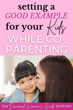 Does the idea of working with your ex to establish a co-parenting schedule fill you with dread? Dealing with divorce while nurturing and raising children can be complicated. Understanding how to communicate with your ex about issues regarding your children includes setting boundaries and taking responsibility for your part in the divorce as well as your contribution to the co-parenting partnership. Listen to this podcast for co-parenting tips as you begin your co-parenting relationship. Step Parenting, Single Parenting, Parenting Hacks, Dealing With Divorce, Divorce And Kids, Parallel Parenting, Coparenting, Setting Boundaries, Child Custody