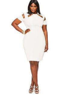 Curvy Fashionista Dresses on The Curvy Fashionista