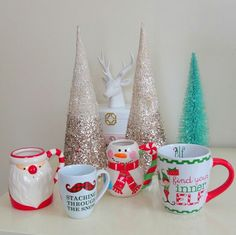 cute little mugs for the holiday season