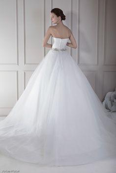 Vestido de Novia ARANZA espalda.  #SoyInnovia