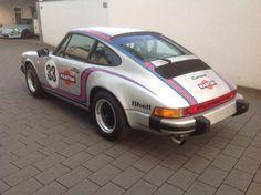 Porsche 911 3.2 Martini