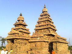 "Wikipedia contributors, ""Shore Temple,"" Wikipedia, The Free Encyclopedia, [http://en.wikipedia.org/w/index.php?title=Shore_Temple&oldid=590066323] (accessed January 10, 2014) | #mamallapuram"