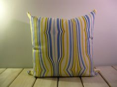 HS Good Vibrations by Home Seasons 20x20 pillow cover by dewhickey, $35.00