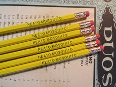 Custom Pencils, Personalized Pencils, Birthday Cup, Bubble Wrap Envelopes, School Events, Pencil Bags, Clear Bags, Foil Stamping, Student Gifts