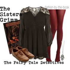 The Sisters Grimm: The Fairy Tale Detectives by Michael Buckley