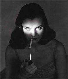 Ella Raines in Phantom Lady 1944 Film Noir.