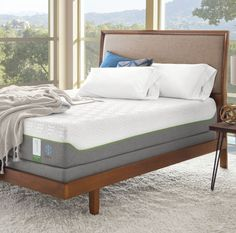 Tempur Pedic S Flex Mattress Collection For Faster Adapting Comfort And Pressure Relief