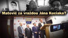 Zavraždený Ján Kuciak, falošné slzy politikov a vrah Igor Matovič #10.32