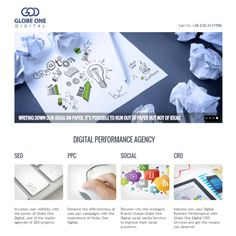 #GlobeOneDigital top #DigitalMarketingAgency