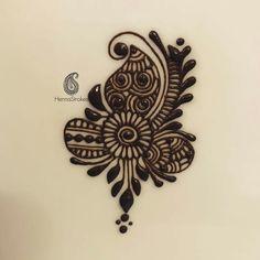 Finger Henna Designs, Beginner Henna Designs, Arabic Henna Designs, Eid Mehndi Designs, Beautiful Henna Designs, Latest Mehndi Designs, Simple Mehndi Designs, Mehndi Designs For Hands, Henna Tattoo Designs