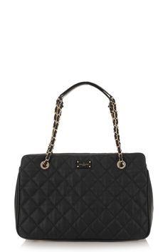 Holly quilted tianze black