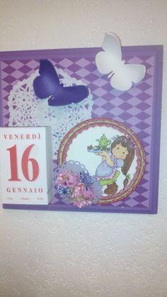 Primo calendario.... Soddisfatta...
