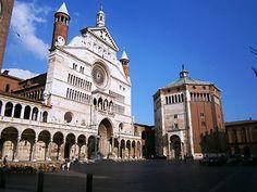 Bologne, Ferrare, Mantoue et Crémone… quatre belles Italiennes !
