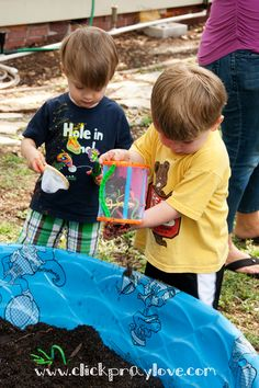 Outdoor Playdate Ideas for Boys (and Girls): Playdate Stations!