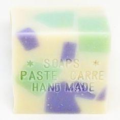 suzukaze - 手作り石鹸の通販ネットショップ artist made soap PASTEL CARRE