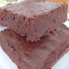 Dark Guinness Brownies