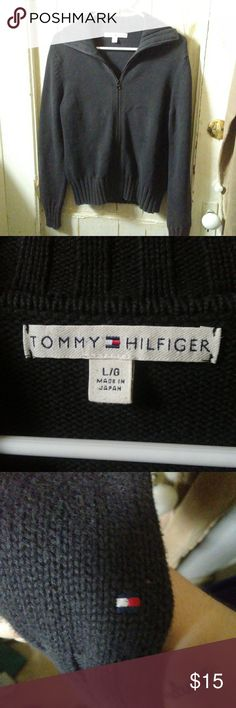 Tommy Hilfiger Zip Up Sweater Tommy Hilfiger Zip Up Sweater Tommy Hilfiger Sweaters