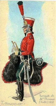 War Drums, Napoleonic Wars, Empire, Military Uniforms, History, Illustration, Italy, Hunters, France