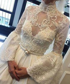 muslim wedding dress code for guests Muslim Wedding Dresses, Dream Wedding Dresses, Bridal Dresses, Wedding Gowns, Prom Dresses, Dress Prom, Bridesmaid Dress, Lace Dress, Dress Up