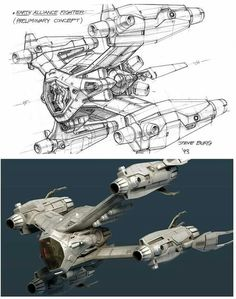 27 Super ideas for concept art space ship cyberpunk Spaceship Art, Spaceship Design, Spaceship Tattoo, Space Fighter, Starship Concept, Sci Fi Spaceships, Concept Ships, Space Ship Concept Art, Arte Tribal