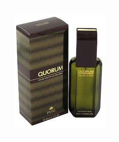 Quorum Antonio Puig cologne - a fragrance for men 1981