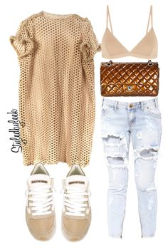 """""""Untitled #585"""" by stylebywho ❤ liked on Polyvore"""