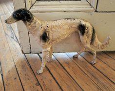 cast iron hubley - dog